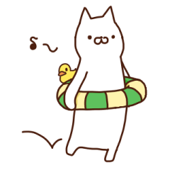 cat tororo sticker (part1)