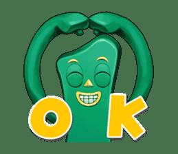 Gumby and Pokey sticker #3695809