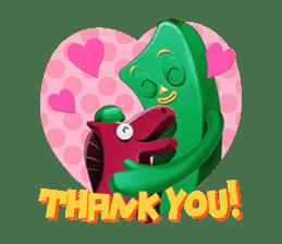 Gumby and Pokey sticker #3695829