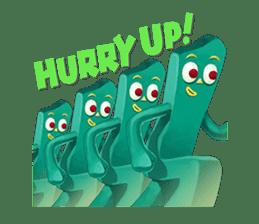 Gumby and Pokey sticker #3695834
