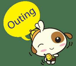 Coco Rabbit & Friends sticker #3702217