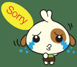 Coco Rabbit & Friends sticker #3702221