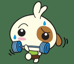 Coco Rabbit & Friends sticker #3702223