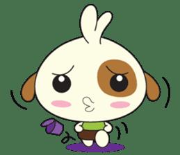 Coco Rabbit & Friends sticker #3702227