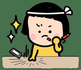 Mobile Girl, MiM - v1 sticker #3702507