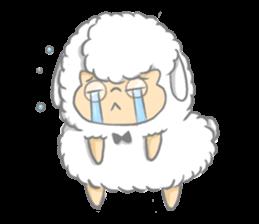 Nerdy Llama sticker #3712880
