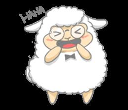 Nerdy Llama sticker #3712883