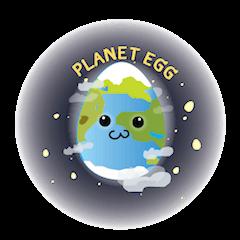 Cute Planet  Egg