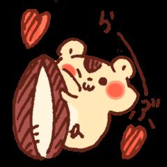 Yuruyuru Graffiti Hamster