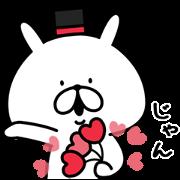 สติ๊กเกอร์ไลน์ Chococo's Yuru Usagi (Animated 2)