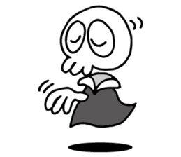 Dokuro-kun sticker #3733472