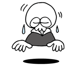 Dokuro-kun sticker #3733476