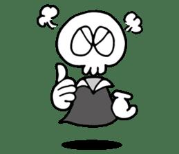 Dokuro-kun sticker #3733477