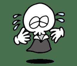 Dokuro-kun sticker #3733479