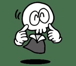 Dokuro-kun sticker #3733480