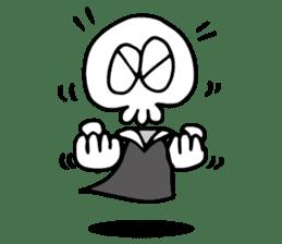 Dokuro-kun sticker #3733482