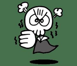 Dokuro-kun sticker #3733485