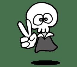 Dokuro-kun sticker #3733488