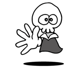 Dokuro-kun sticker #3733489
