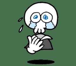 Dokuro-kun sticker #3733496