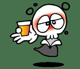 Dokuro-kun sticker #3733498