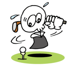 Dokuro-kun sticker #3733501