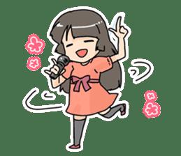 YAOI fan girl sticker sticker #3740695
