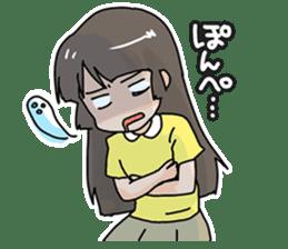YAOI fan girl sticker sticker #3740705