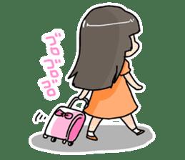 YAOI fan girl sticker sticker #3740710