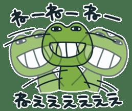 Kerokero Bros. sticker #3743368