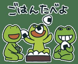 Kerokero Bros. sticker #3743383