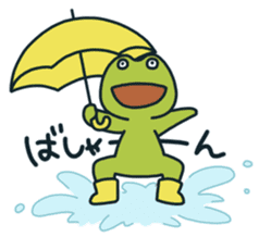 Kerokero Bros. sticker #3743405