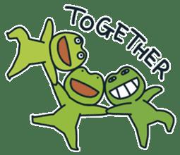 Kerokero Bros. sticker #3743406