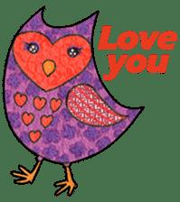 OWL Museum 3 sticker #3746408