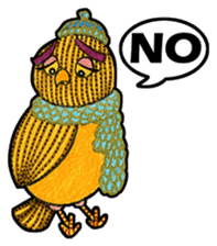 OWL Museum 3 sticker #3746410
