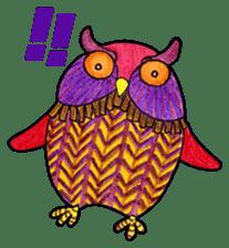 OWL Museum 3 sticker #3746413