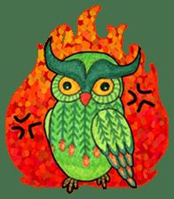 OWL Museum 3 sticker #3746417