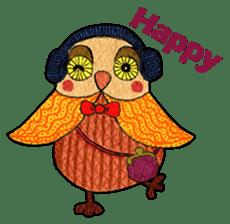 OWL Museum 3 sticker #3746421