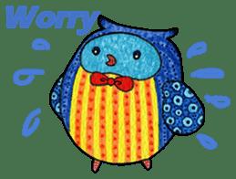 OWL Museum 3 sticker #3746423