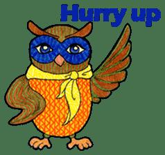 OWL Museum 3 sticker #3746427