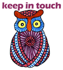 OWL Museum 3 sticker #3746428