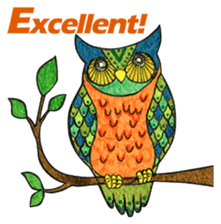 OWL Museum 3 sticker #3746429