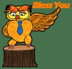 OWL Museum 3 sticker #3746431