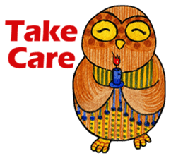 OWL Museum 3 sticker #3746433