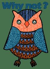 OWL Museum 3 sticker #3746439