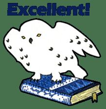 OWL Museum 3 sticker #3746440