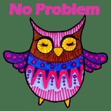 OWL Museum 3 sticker #3746441