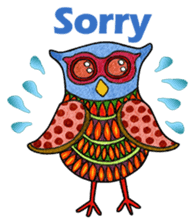 OWL Museum 3 sticker #3746442