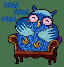 OWL Museum 3 sticker #3746443