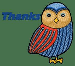 OWL Museum 3 sticker #3746446